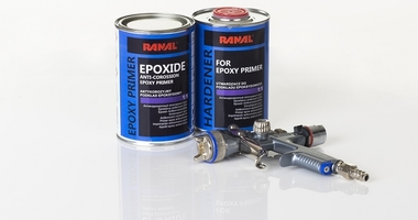 Epoxy primer not only means anti-corrosive properties