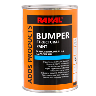 BUMPER PAINT Structural paint for bumpers